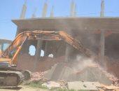الداخلية تضبط 74 شخص لمخالفتهم قرار وقف بناء المساكن