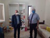 عميد طب بنى سويف: عزل المدينة الجامعية يبدأ فى إستقبال حالات كورونا