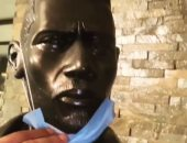 """تمثال محمد رمضان.. """"البرنس"""" يشوق جمهوره بفيديو كليب """"كورونا فيروس"""".. فيديو"""