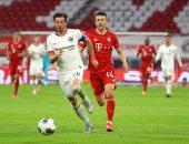 ملخص وأهداف مباراة بايرن ميونخ ضد اينتراخت فرانكفورت فى كأس ألمانيا