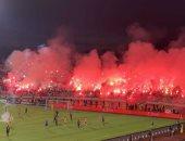 بارتيزان يتأهل لنهائي كأس صربيا بحضور جماهيري كبير.. فيديو