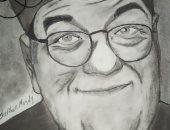 قارئة تشارك صحافة المواطن برسومات تبرز موهبتها الفنية لحسنى حسنى والمنسى
