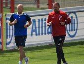 صور.. روبن يعود للتدريبات من جديد فى بايرن ميونخ.. تعرف على السبب