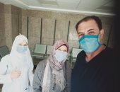 مستشفى عزل قها يعلن تعافى ممرضة من كورونا وتحويل حالتين للعزل المنزلى