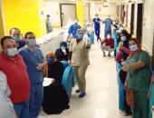 الأقصر تنجح فى علاج 863 من مصابي كورونا.. منهم 621 بمستشفى إسنا