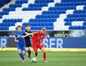 لايبزيج يتخطى هوفنهايم بثنائية فى الدوري الألماني.. فيديو