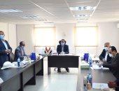 رئيس الوزراء يزور محطة معالجة مياه الصرف الصحى بأبورواش