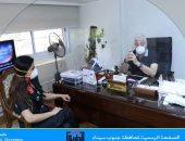 جمعية خيرية تدعم محافظة جنوب سيناء بـ10 آلاف كمامة