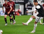 رونالدو لاعب الشهر بعد تتويج يوفنتوس بلقب الدوري الإيطالى
