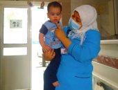 مدير مستشفى ناصر العام يعلن تعافى أصغر طفل مصاب بفيروس كورونا