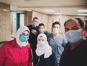 مستشفى عزل قها يعلن تعافى أخصائية مكافحة العدوى بمديرية الصحة من كورونا