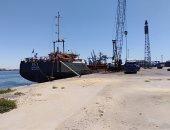 ضبط 2230 قطعة مستحضرات تجميل محظورة في ميناء غرب بورسعيد البحرى