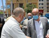 محافظ بنى سويف يحيل  نواب رئيس مدينة بنى سويف للتحقيق