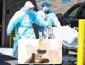 روسيا تسجل قرابة 8000 إصابة جديدة بفيروس كورونا