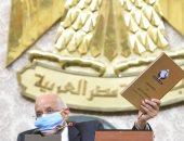 """صور.. رئيس النواب يشيد بنتاج حوار """"تنسيقية شباب الأحزاب"""" حول قوانين الانتخابات"""