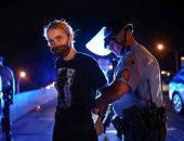 الشرطة الأمريكية تنفذ حملة اعتقالات خلال تظاهرة بمدينة أتلانتا