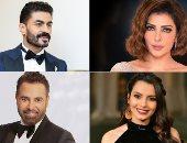 7 مطربون عرب يقدمون أغانى جديدة بلهجات مختلفة عن بلدانهم