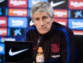 إشبيلية ضد برشلونة.. سيتين: علينا ألا نفقد الأمل