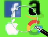 آبل وجوجل وأمازون وفيس بوك تخضع لتحقيقات مكافحة الاحتكار.. اعرف التفاصيل