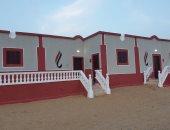 إعادة تأهيل وإعمار 100 منزل بقرى محافظة الغربية