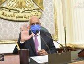 رئيس البرلمان يطالب بإعادة النظر فى مُخصصات البحث العلمى بمشروع الموازنة