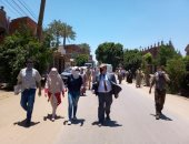 نائب محافظ القليوبية تتفقد 7 مشروعات بمبادرة القرى الأكثر احتياجا..صور