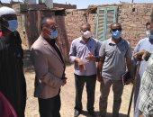 رئيس مدينة القصير: تسليم 36 بيت ريفى و2 عمارة سكنية لسكان العشوائيات قريبا