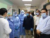 """""""صحة السويس"""": ارتفاع حالات الشفاء من كورونا إلى 873 شخصا و 32 إصابة جديدة"""