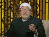 فيديو.. خالد الجندى: 100 صحابى فقط حفظوا القرآن الكريم من 124 ألف