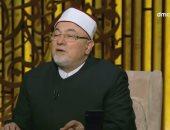 خالد الجندى: يجوز قراءة الحديث بالمعنى واليقين فى القرآن فقط.. فيديو