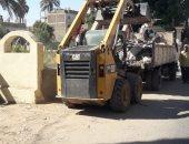 رئيس مدينة القرنة: رفع 90 طن مخلفات صلبة وتراكمات بالقرى خلال 24 ساعة