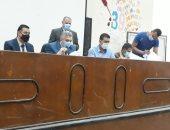 عميد طب بنها: تسكين 75 معيدا وطبيبا بمستشفيات بنها الجامعية