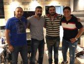 """أول صورة من جلسات عمل مسلسل """"سيف الله"""" بعد تعاقد ياسر جلال"""