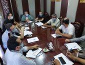 اتحاد المهن الطبية بالدقهلية يجتمع لدعم مصابى كورونا من أعضاء النقابات