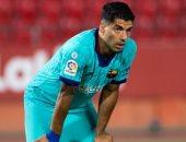 سواريز الأبرز..4 لاعبين من برشلونة مهددين بالغياب ضد أتلتيكو مدريد