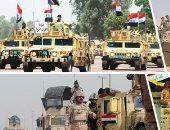 الأمن العراقى يعثر على ورشة لصناعة العبوات الناسفة ومواد شديدة الانفجار شمالى الموصل
