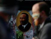 """أمريكيون يستدعون """"مارتن لوثر كينج"""" بمظاهرة داخل منطقة الحكم الذاتى فى سياتل"""