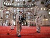 أحد علماء الأزهر: فتح المساجد فى زمن الوباء معصية لله