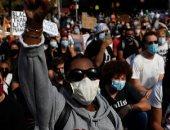 احتجاجات فى ولايات أمريكا للمطالبة بالمساواة العرقية