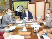 محافظ المنوفية: تخصيص 200 مليون جنيه من الخطة الاستثمارية لرصف الطرق