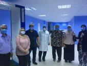 تدعيم مستشفيات الشرقية بمستلزمات طبية و أسرة لرفع الخدمة باقسام العزل