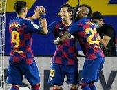 فياريال ضد برشلونة.. النيران الصديقة تمنح البارسا الهدف الأول بعد 3 دقائق