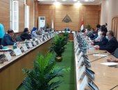 مجلس جامعة بنها يناقش الاستعداد للامتحانات وإجراءات مواجهة كورونا