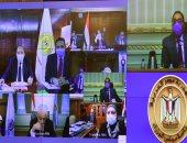 """صور.. رئيس الوزراء يتابع الموقف التنفيذى للمبادرة الرئاسية """"حياة كريمة"""""""