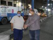 محافظ أسيوط يترأس أعمال التطهير والنظافة بشوارع وميادين حى شرق (صور)