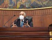 البرلمان يوافق نهائيا علي تعديلات قانون مباشرة الحقوق السياسية