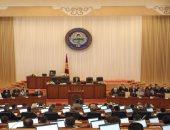 برلمان قرغيزستان يجتمع لبحث تشكيل حكومة جديدة