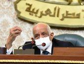 عبد العال: واهم من يتصور أن مصر يمكن أن تساوم أو تهادن فى الأزمة الليبية