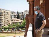 وزير السياحة عن قصر البارون بعد تطويره: جاهز للافتتاح قريباً جداً