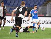 يوفنتوس ضد نابولى.. نهائي كأس إيطاليا يتجه لركلات الترجيح بعد التعادل السلبي